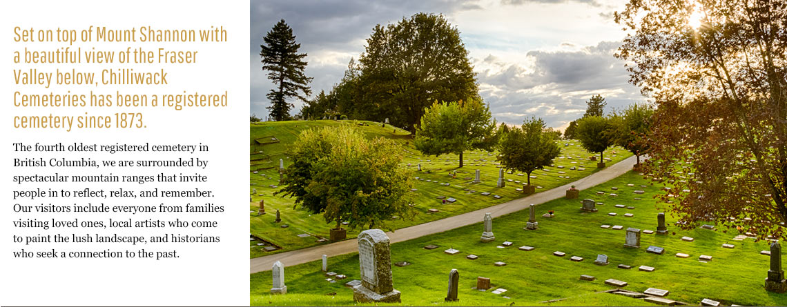 Historic Chilliwack Cemeteries